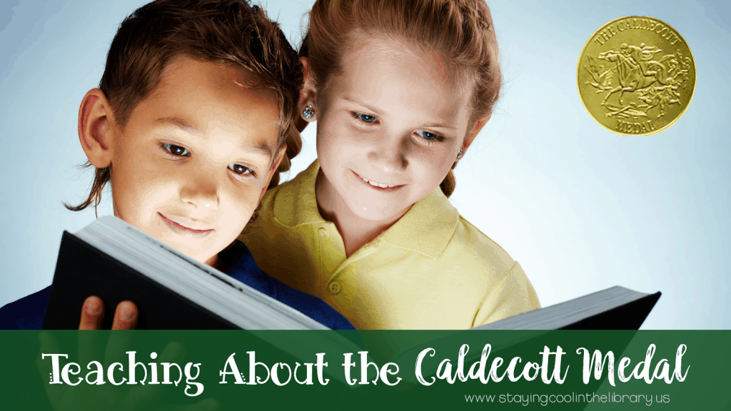 Caldecott Medal free reading graphic organizer worksheet printable