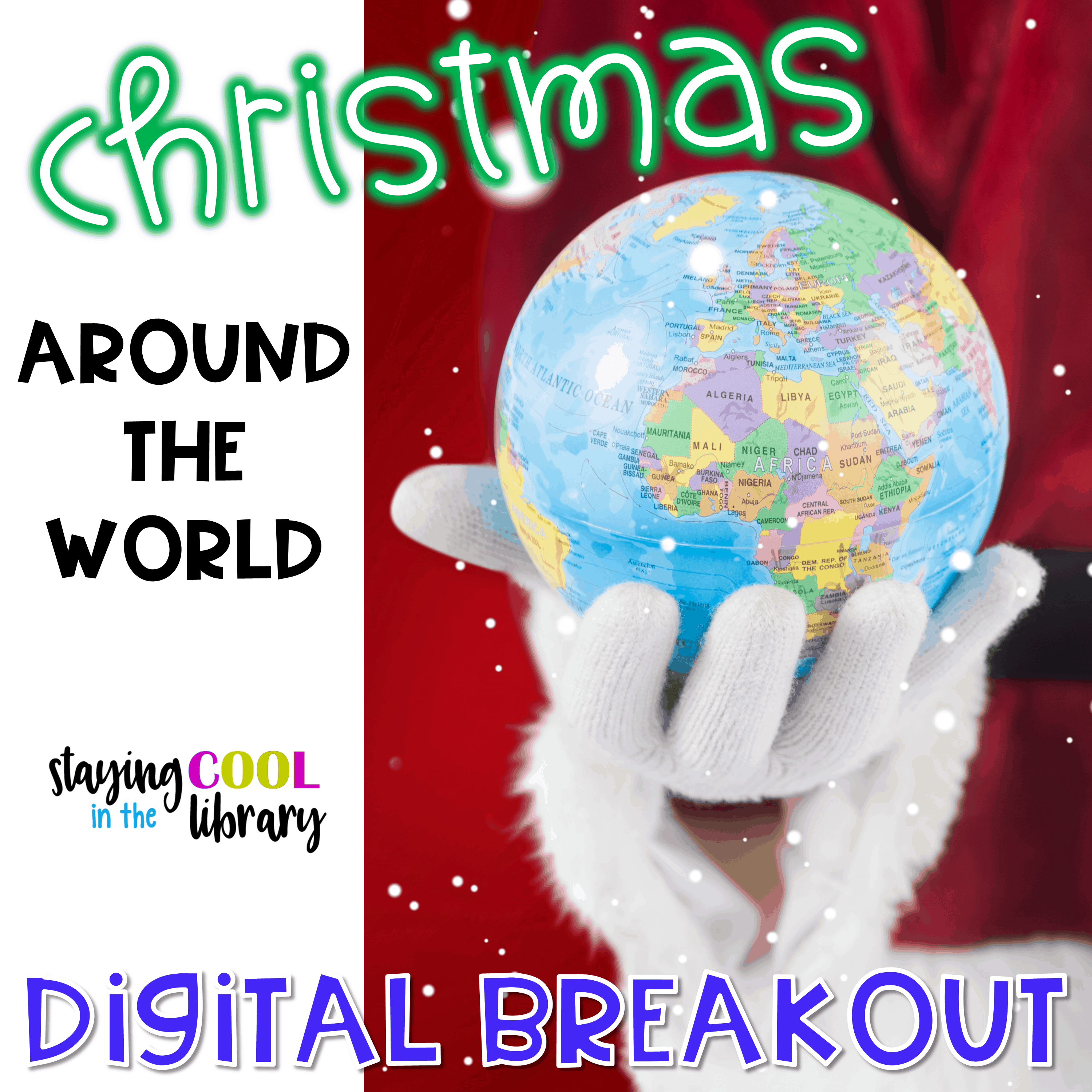 Christmas Around the World Digital Breakout