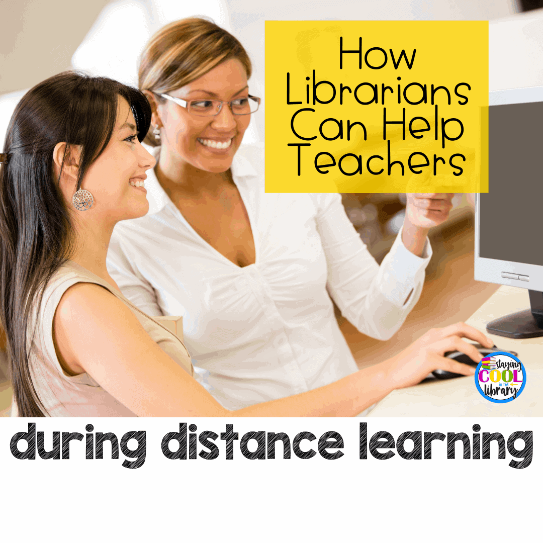 librarians distance learning